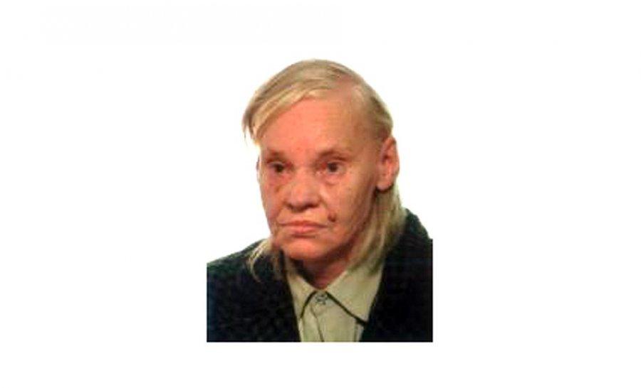 Policja szuka zaginionej mieszkanki Chrzanowa
