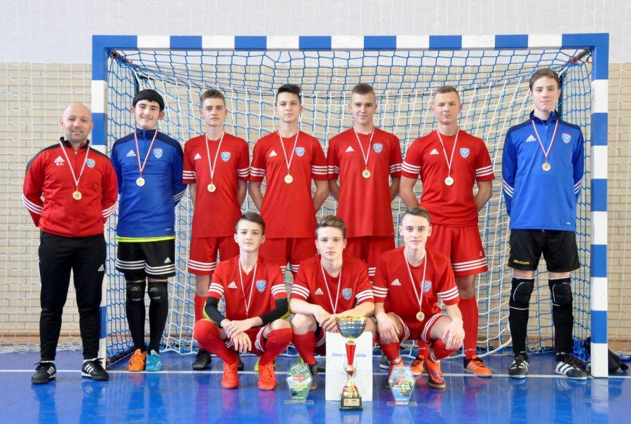 Piłkarze z Libiąża powalczą o mistrzostwo wojewódzkie