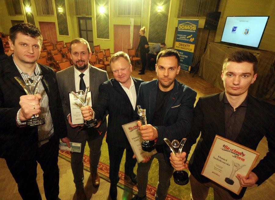 Nasi czytelnicy wybrali zwycięzców Plebiscytu Sportowego PRZEŁOMU (ZDJĘCIA)