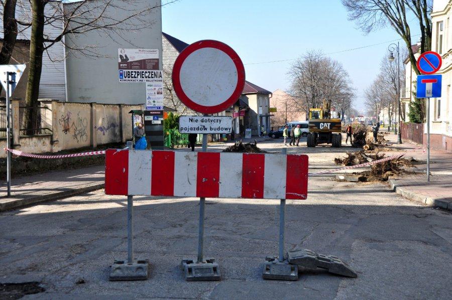 """Kierowcy nie zaparkują przy """"ślepym"""" odcinku ul. Kościuszki"""
