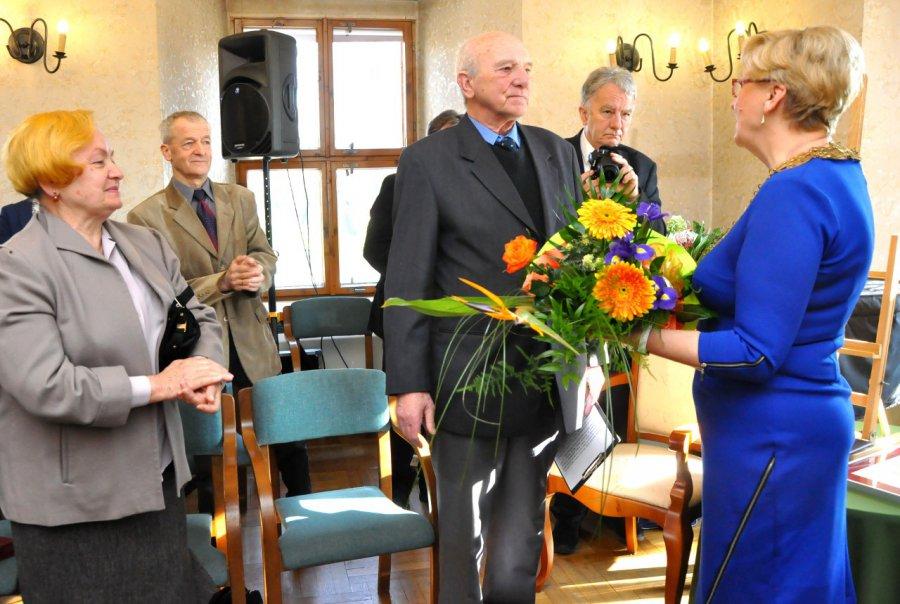 Andrzej Kostka został honorowym obywatelem miasta