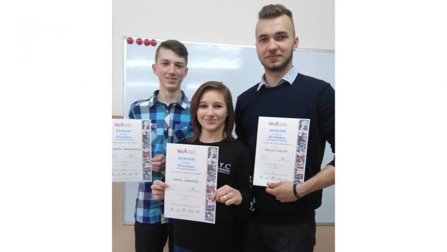 Sukces ratowników z Zespołu Szkół w Libiążu