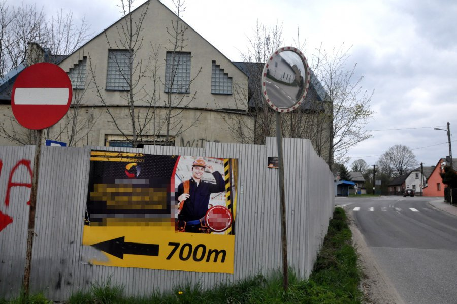 Gmina kupiła ruderę w centrum Luszowic