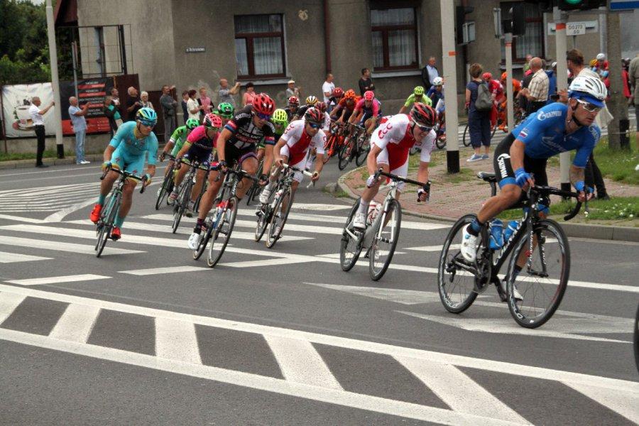 Peleton Tour de Pologne znów przejedzie przez ziemię chrzanowską