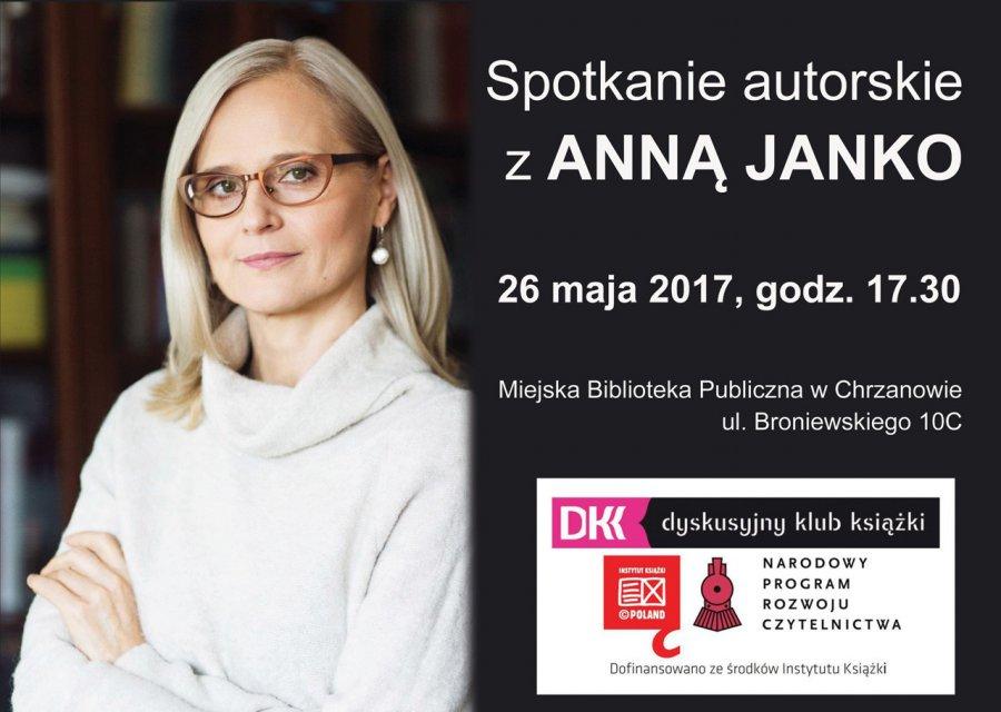 Anna Janko w Chrzanowie
