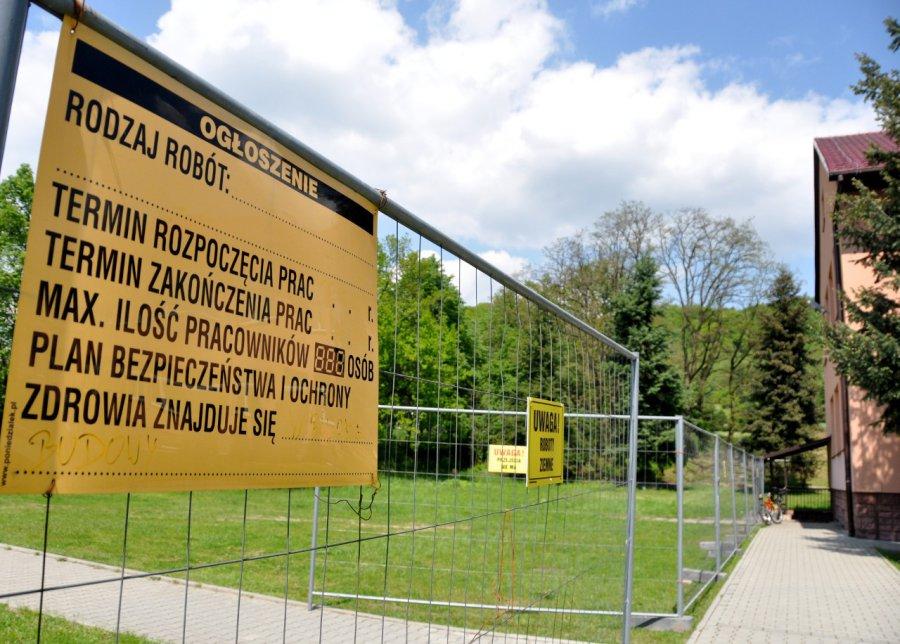 Rozpoczyna się budowa nowego przedszkola