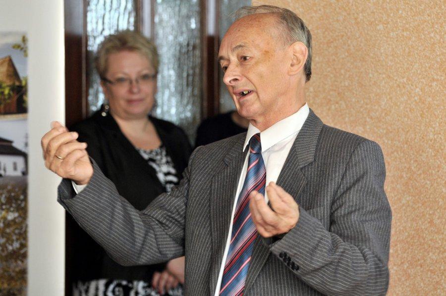 Zenon Kędziora z Babic małopolskim Seniorem Roku