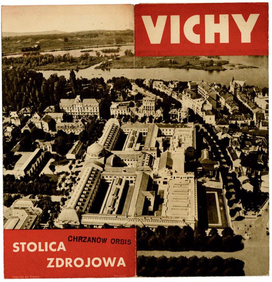 Chrzanowski Orbis zapraszał do Vichy