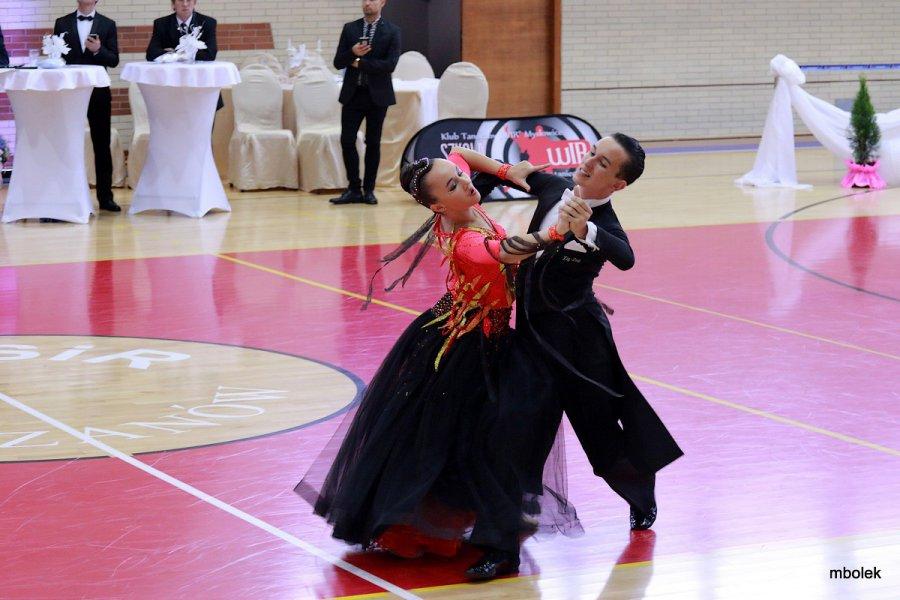 Ogólnopolski Turniej Tańca Towarzyskiego o Puchar Burmistrza Chrzanowa