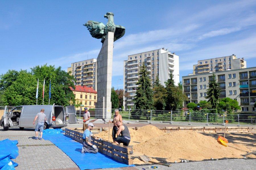 Powstaje miejska plaża w Chrzanowie