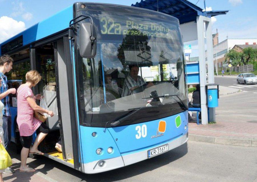 Turyści znów dojadą autobusem pod skansen