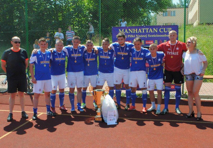 Manhattan Cup tym razem dla Wisły