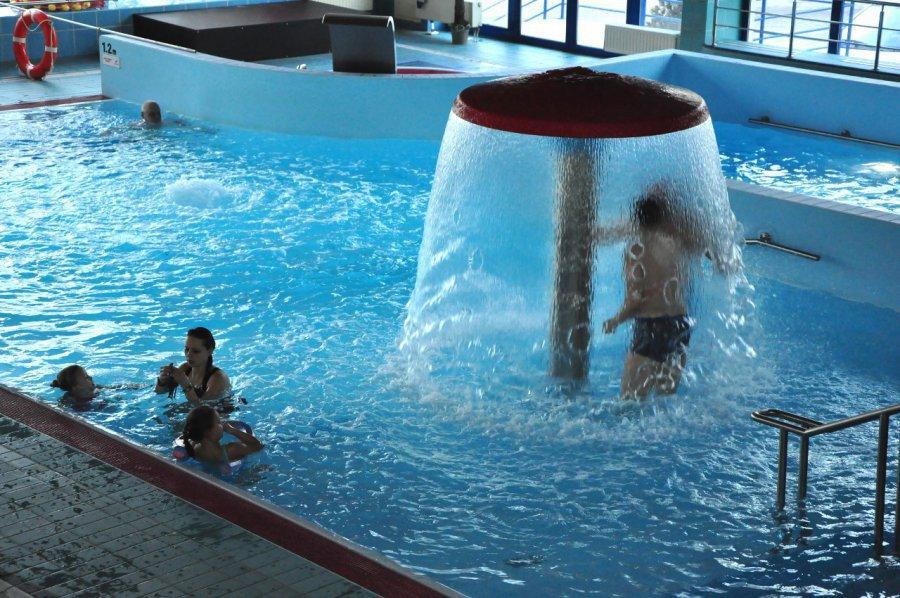 W Trzebini bezpłatne wejściówki na basen
