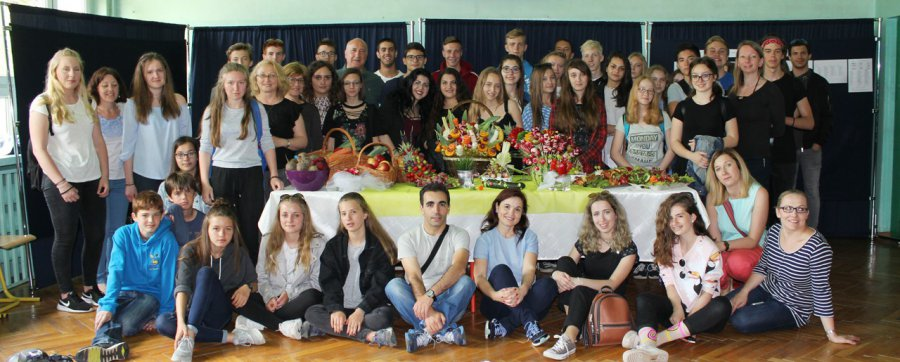 Gimnazjum nr 2 w Trzebini i małe kroki do wielkiego międzynarodowego sukcesu Erasmus+