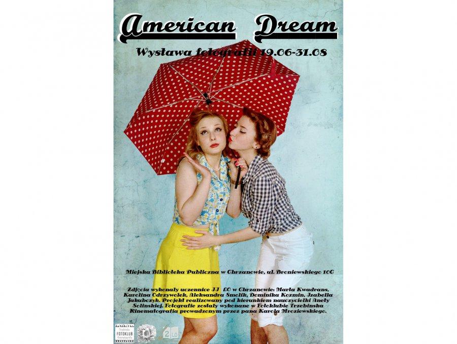 Wystawa fotografii AMERICAN DREAM