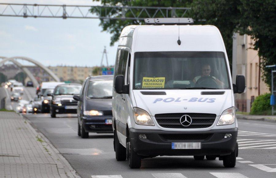 Wiemy, gdzie dojadą minibusy
