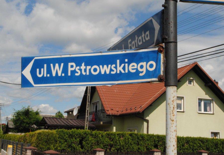 W Libiążu też będzie dekomunizacja