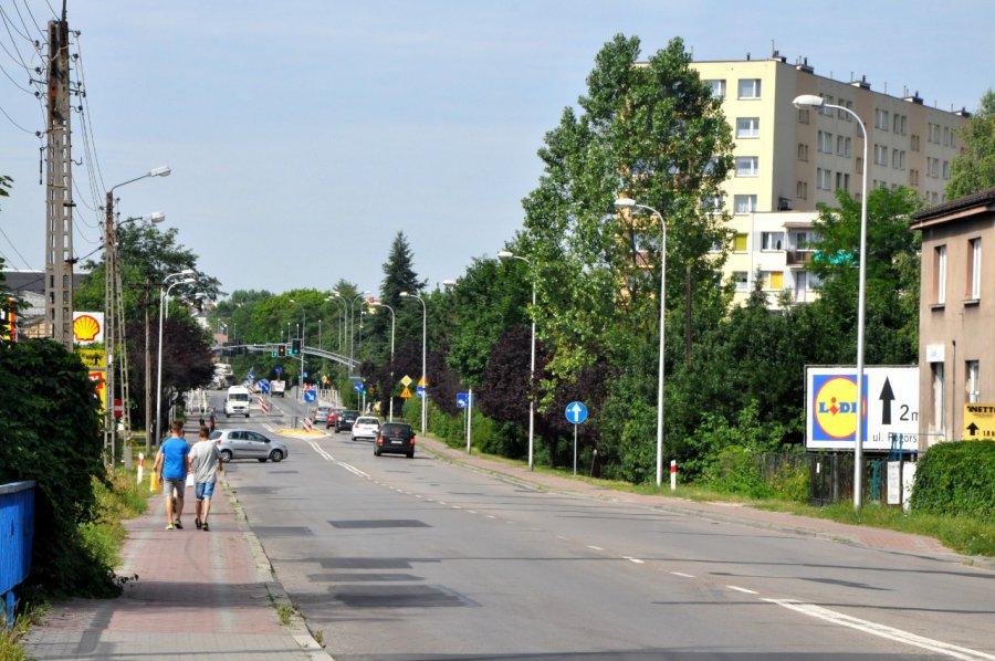 Na Trzebińskiej w Chrzanowie kierowców czekają spore utrudnienia