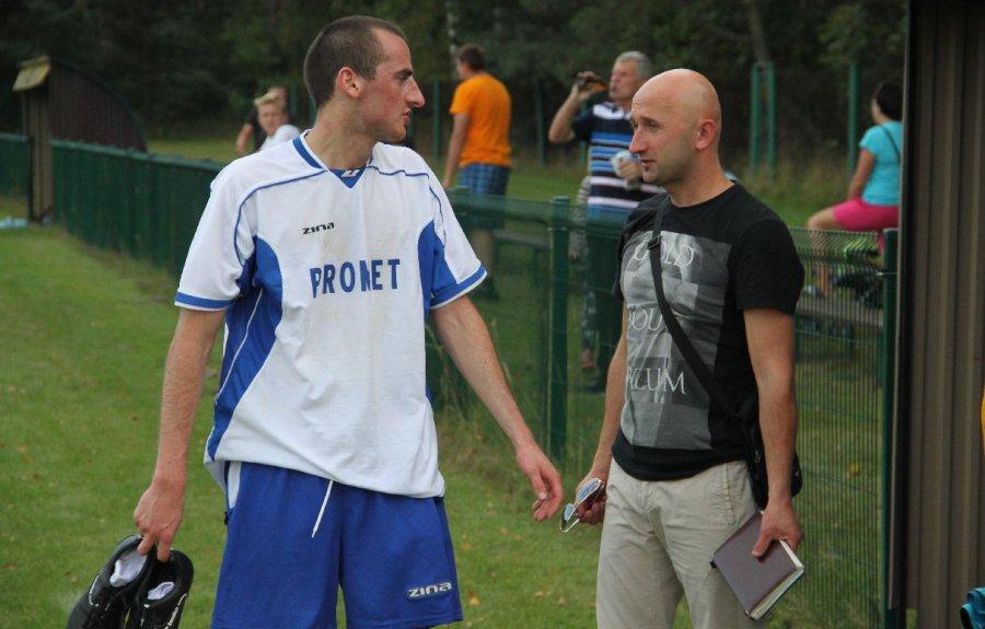 Krzysztof Doległo nie jest już trenerem Bolęcina