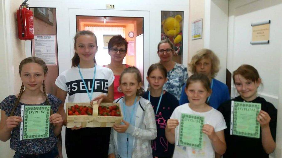 Recepta na zdrowie w szkole KSW w Libiążu