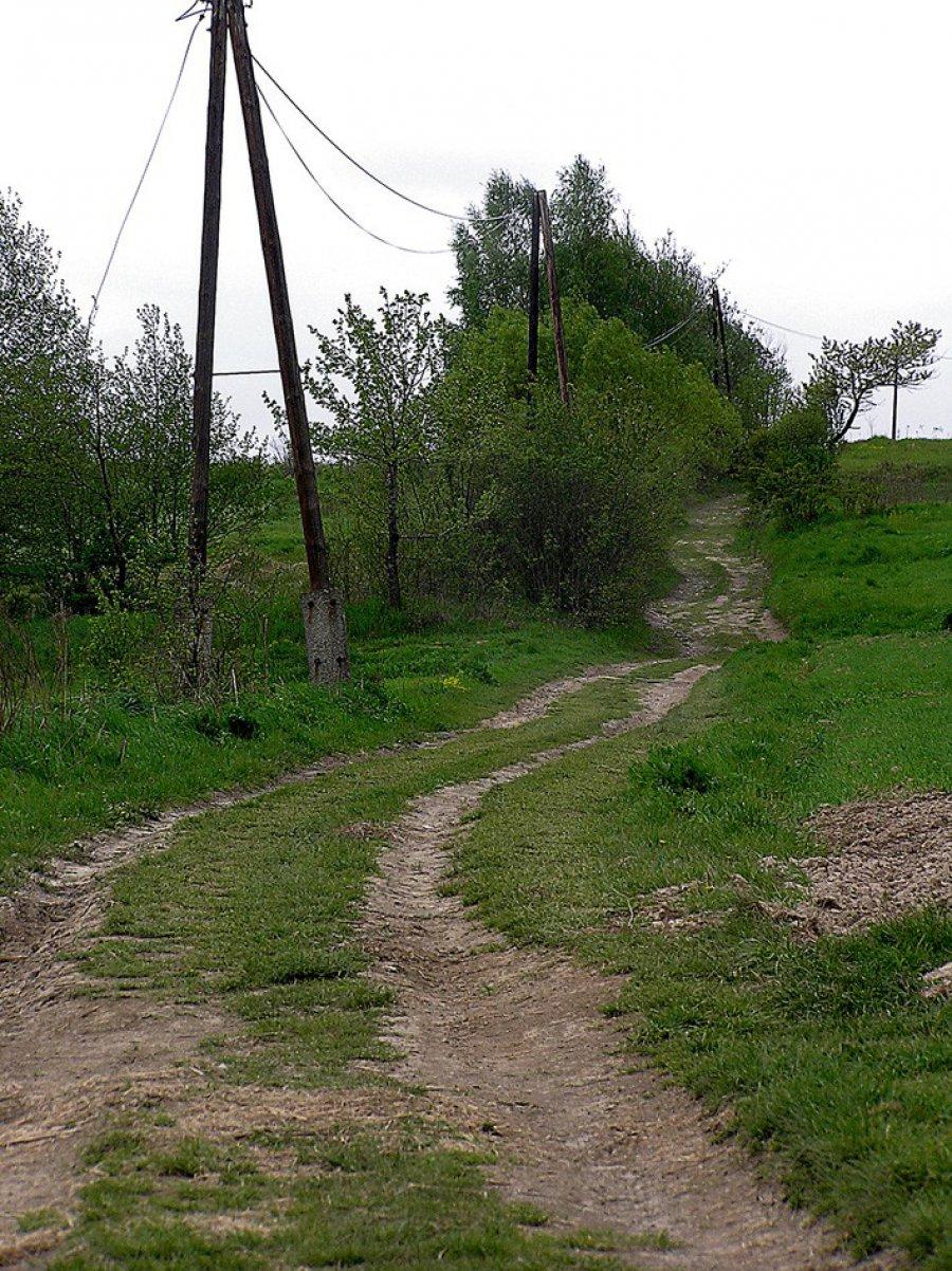 """Zobaczcie ,,szwedzką drogę"""", zanim ją wyremontują"""