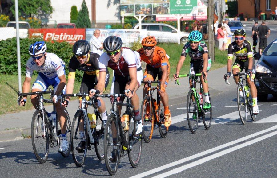 Tour de Pologne. Kolarze dzisiaj przejadą przez ziemię chrzanowską