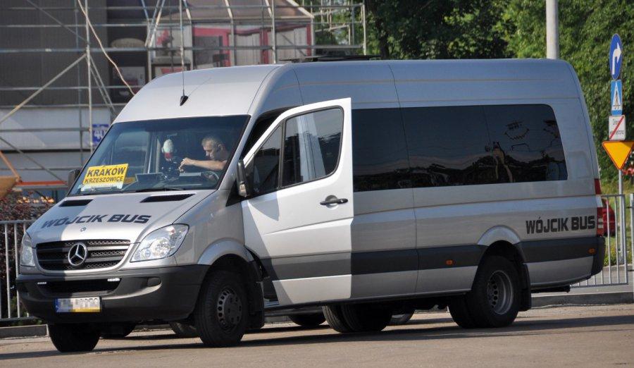 Wiemy, gdzie w Krakowie dojadą minibusy