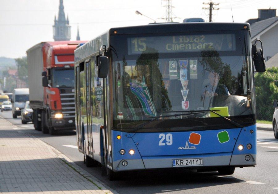 Jeszcze przez kilka dni autobusy nie dojadą pod kopalnię