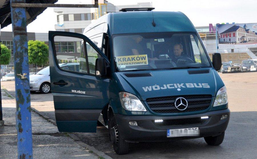 Busy dojadą w Krakowie w nowe miejsce