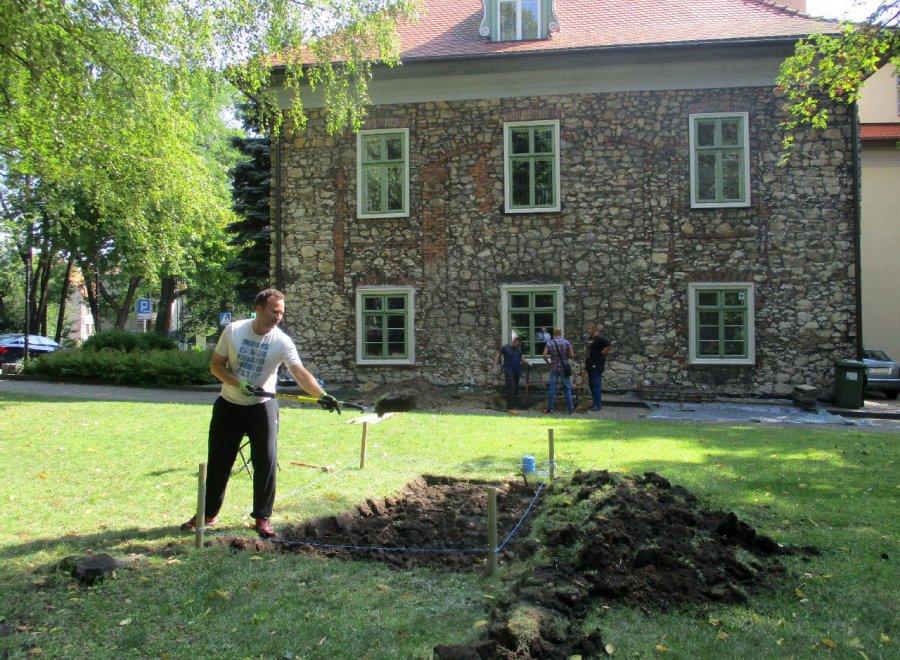 Archeolodzy zaczęli kopać. Czego szukają?