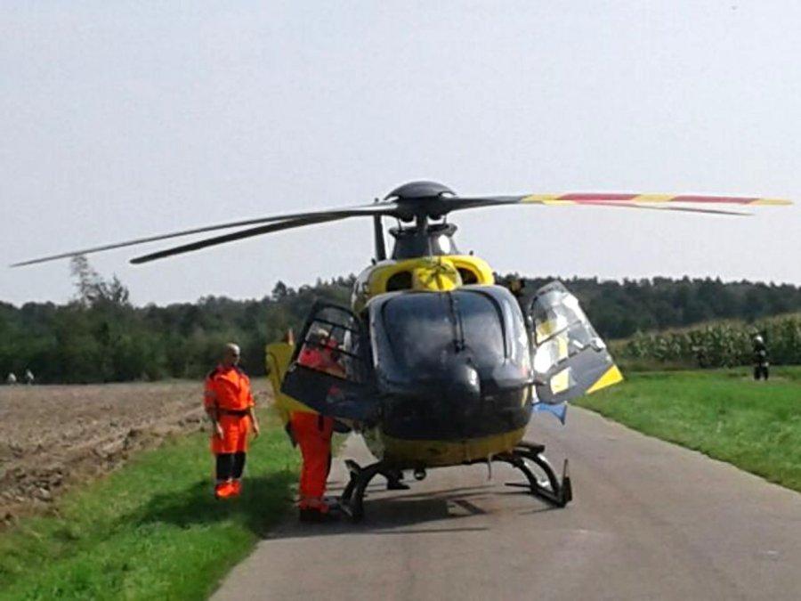 Śmiertelny wypadek na drodze wojewódzkiej 781 w Babicach