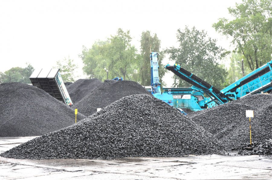 Za węgiel trzeba płacić coraz więcej