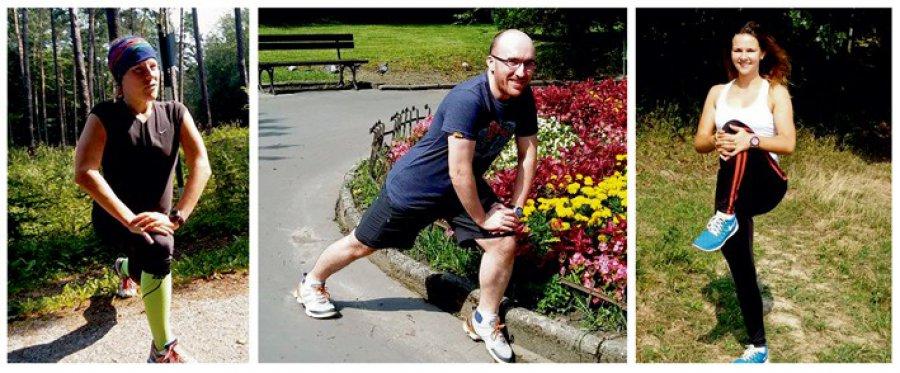 Gdzie biegać w gminie Krzeszowice?