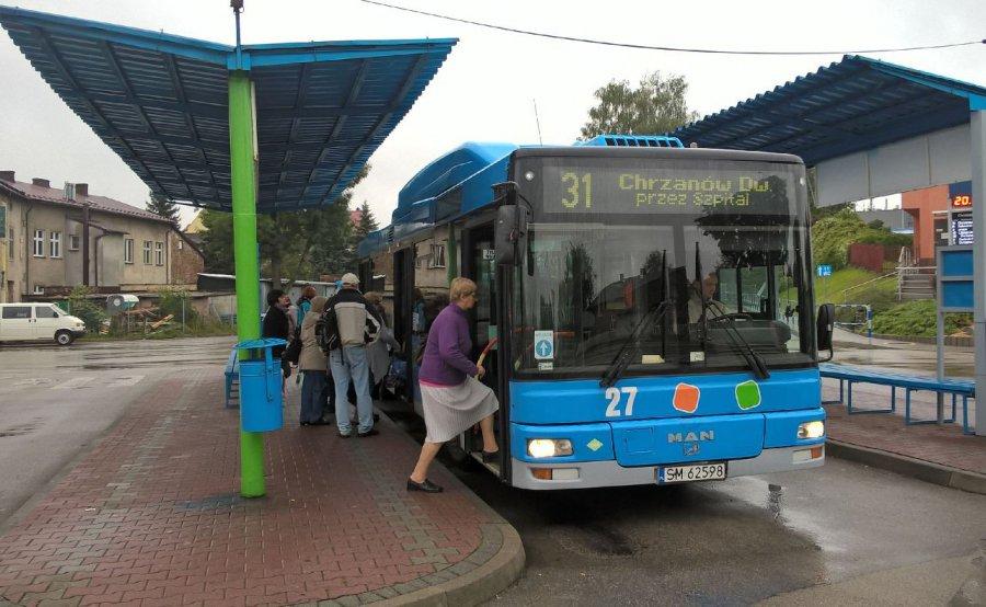 W piątek kierowcy nie muszą kasować biletów w autobusach