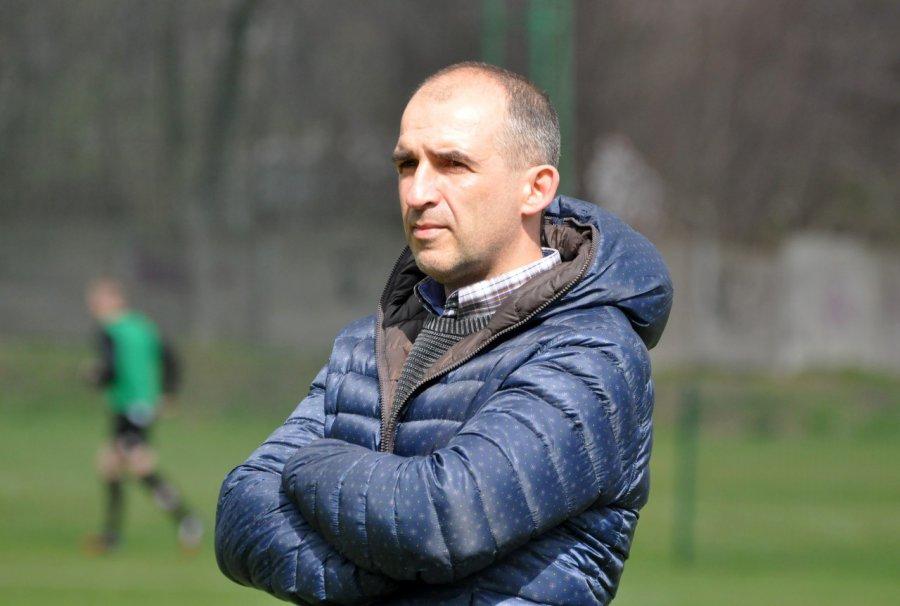W trzebińskim MKS doszło do zmiany trenera
