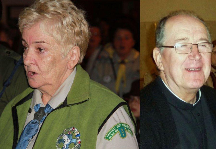 Komendantka ZHP i były proboszcz otrzymali tytuły zasłużonych dla powiatu