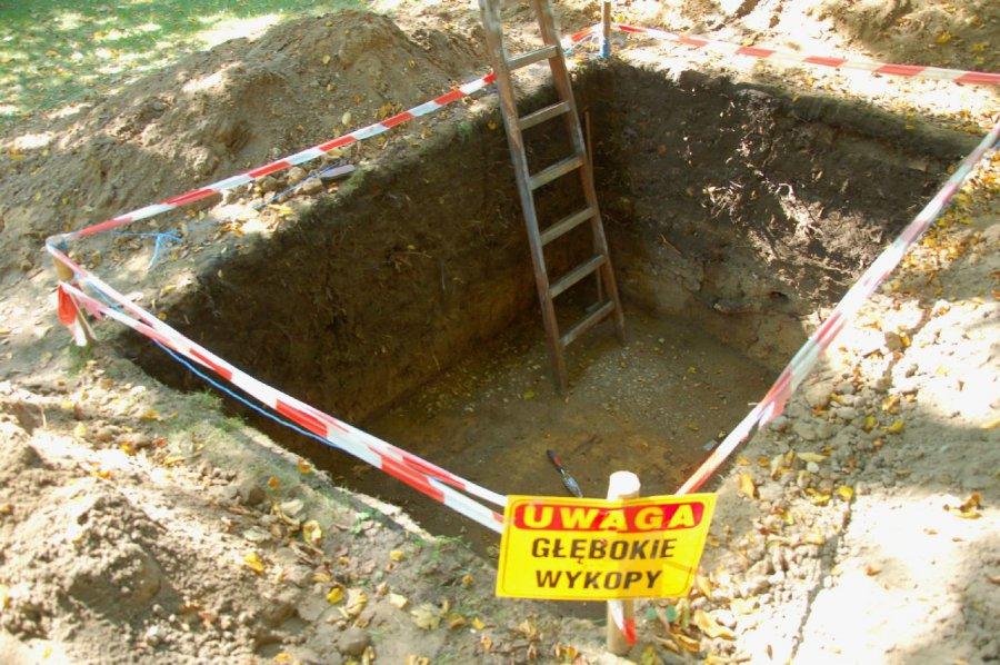 Po tym odkryciu archeolodzy postanowili kontynuować poszukiwania