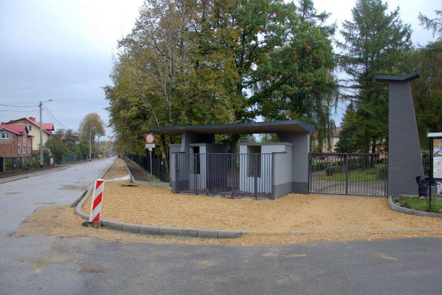 Przy stadionie w Libiążu powstanie park linowy i miasteczko komunikacyjne