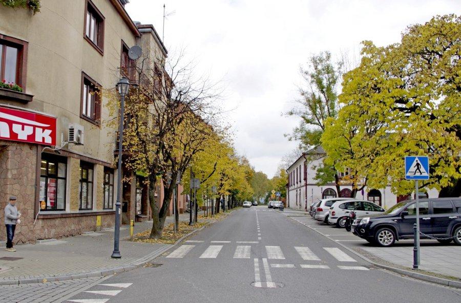 IPN chce zmienić nazwę ulicy w Krzeszowicach