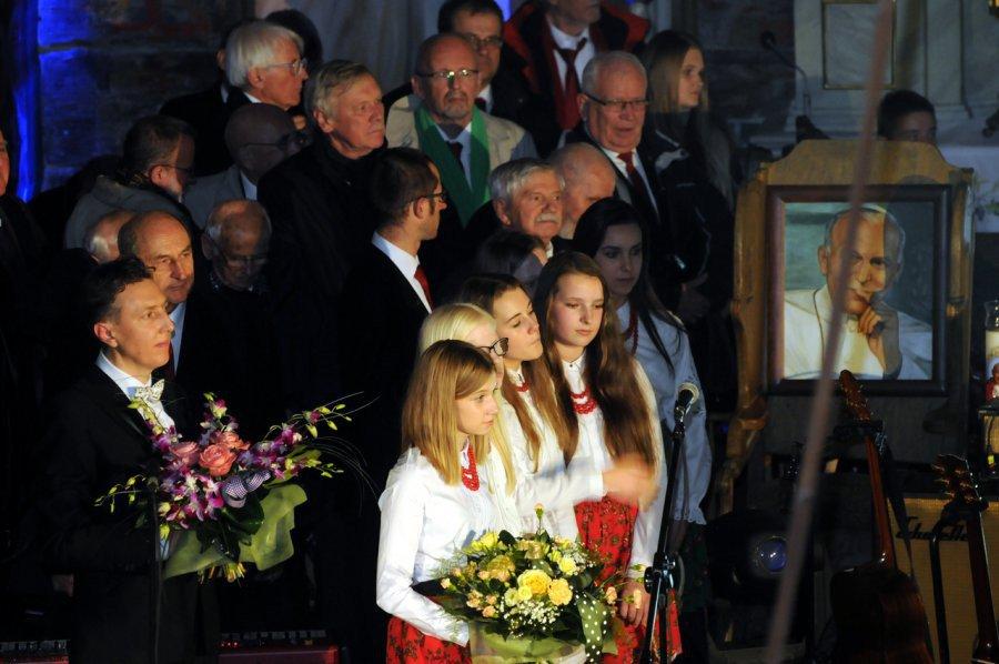 Krystyna Prońko zaśpiewa na Koncercie Papieskim