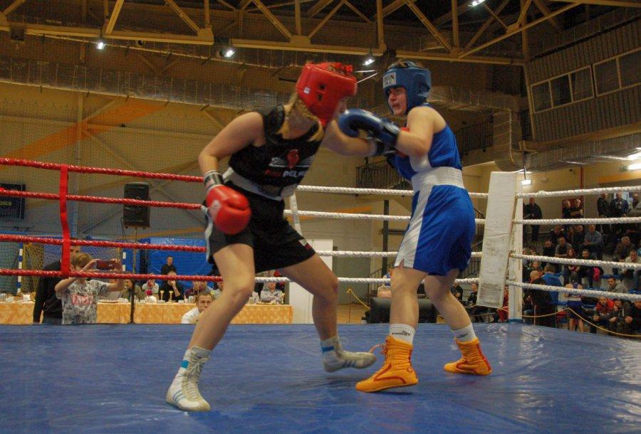 Pierwsza kobieta w historii libiąskiego boksu walczyła w ringu