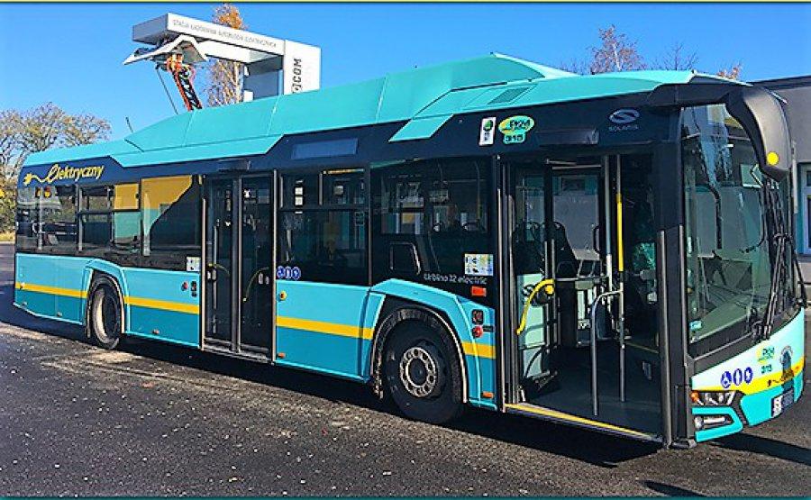 Takiej hali dla elektrycznych autobusów w Polsce nie było! Możesz ją zwiedzić