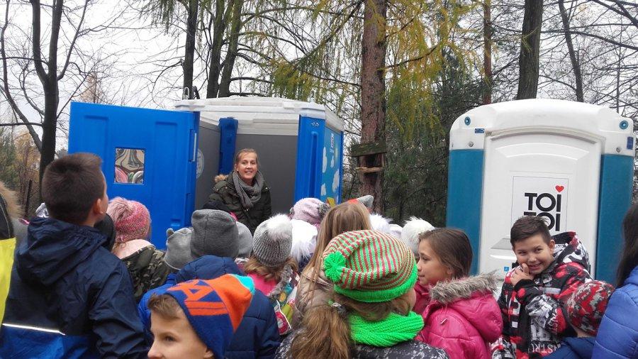 Światowy Dzień Toalet - to nie święto dla żartu