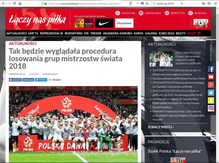 Mundial 2018: Mieszkańcy ziemi chrzanowskiej typują grupę śmierci i marzeń