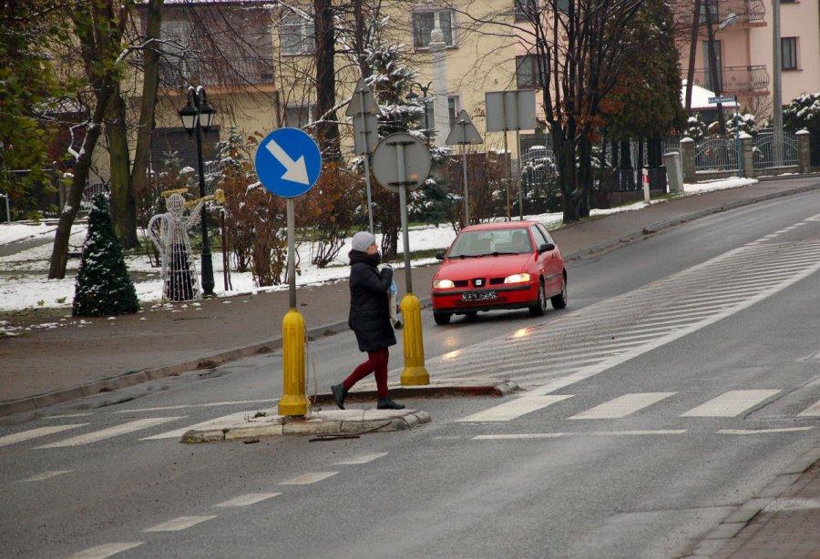 Strach przechodzić główną ulicą