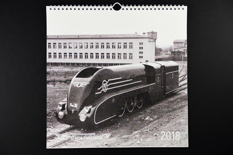 Zdjęcia z Fabloku z lat 30. XX w kalendarzu. Każdy może go mieć