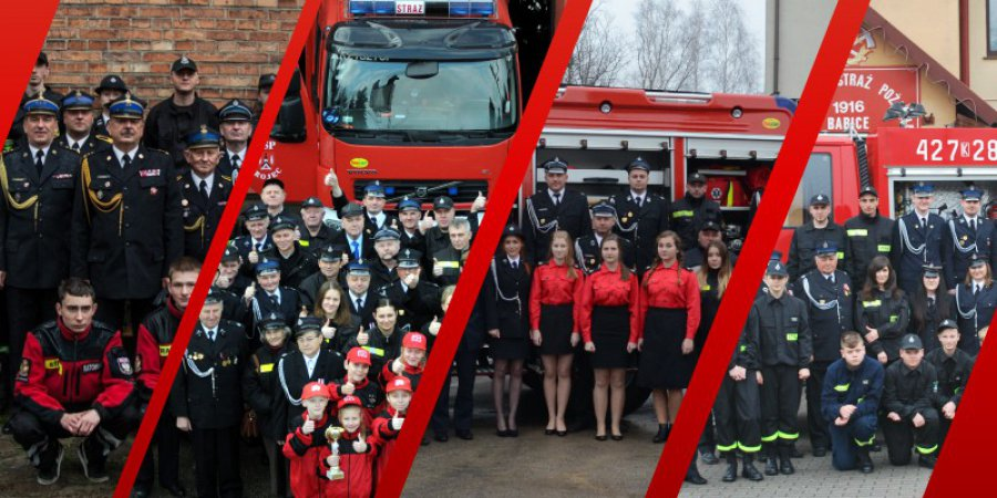 Doceńcie strażaków ochotników! Głosujcie w plebiscycie na najlepszą OSP ziemi chrzanowskiej