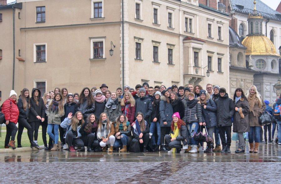 Wymiana polsko-włoska w II LO w Chrzanowie