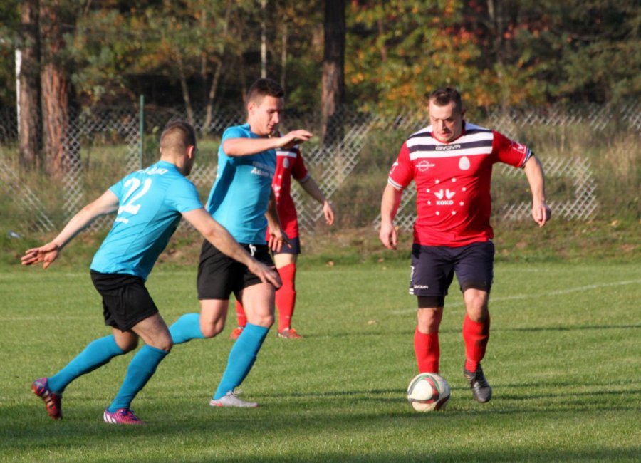 Piłkarze Żarek sprawdzą formę