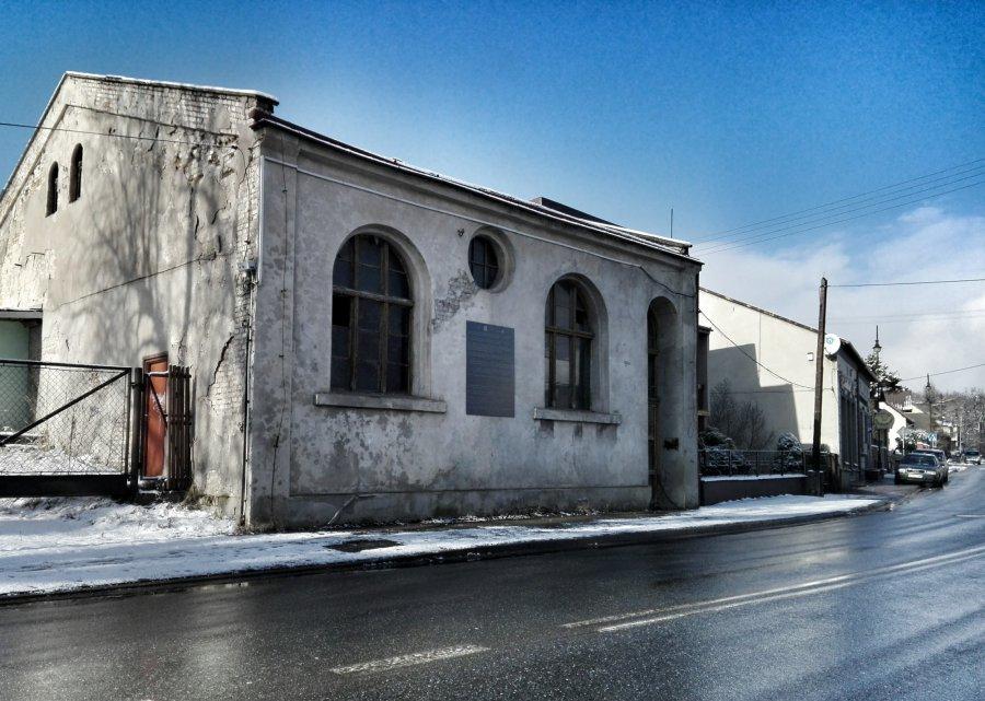 Muzeum w trzebińskiej synagodze. Co o tym myślicie?